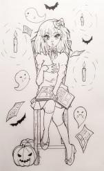 Halloween Ink