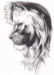 Hear the lion roar