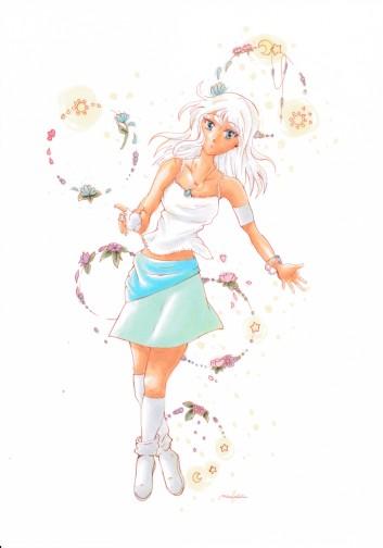 Icy Flower Queen