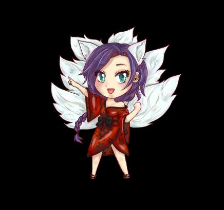 chibi-kitsune